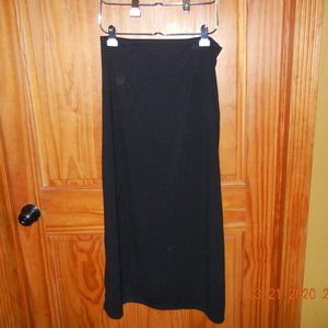 Vintage Career Casual Party Date Maxi Skirt sz L